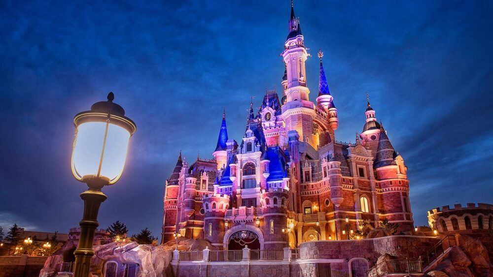 Visitez le Shanghai Disneyland Resort
