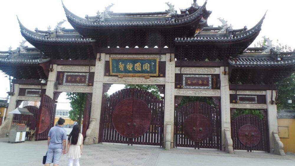 Visitez le temple de Longhua