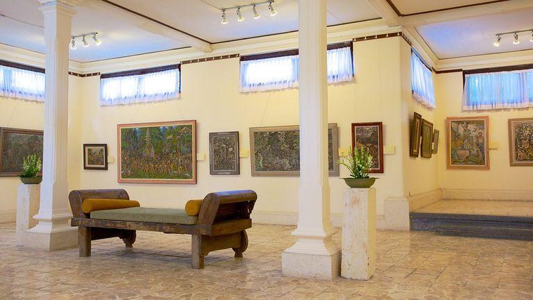 Visitez les musées et galeries d'art d'Ubud