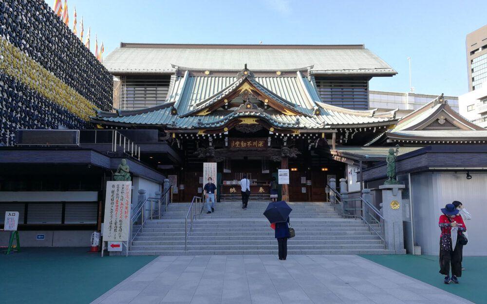 Voir un temple unique