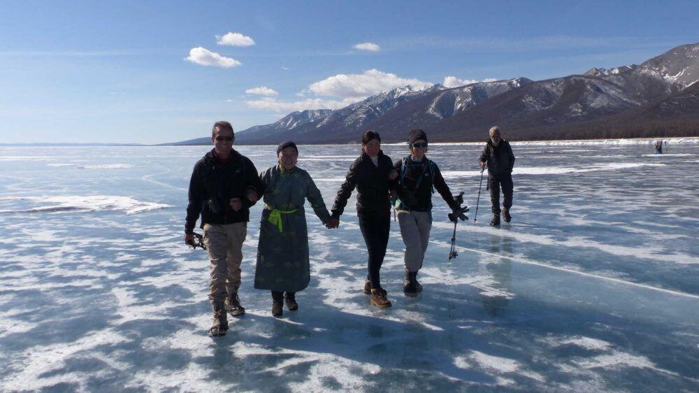 Voyager avec les nomades dans leur campement d'hiver