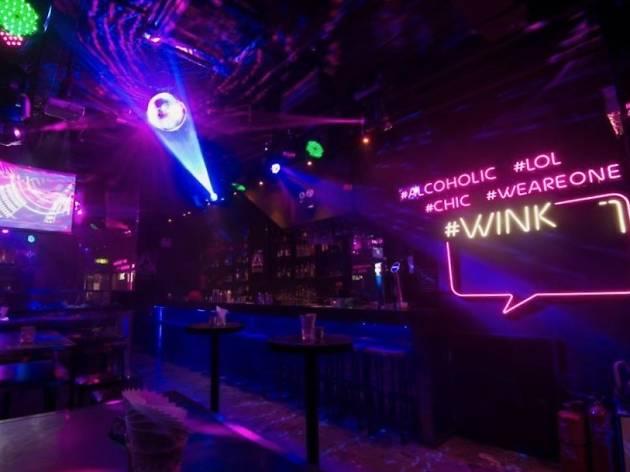 WINK de Hong Kong