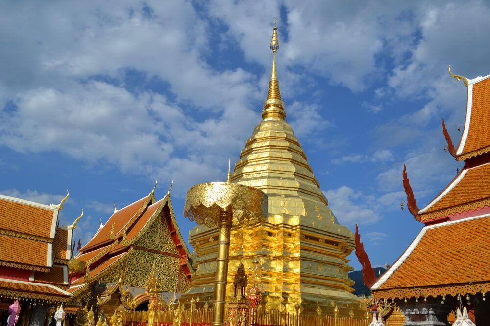 Le guide complet du Wat Phra That Doi Suthep de Chiang Mai 7
