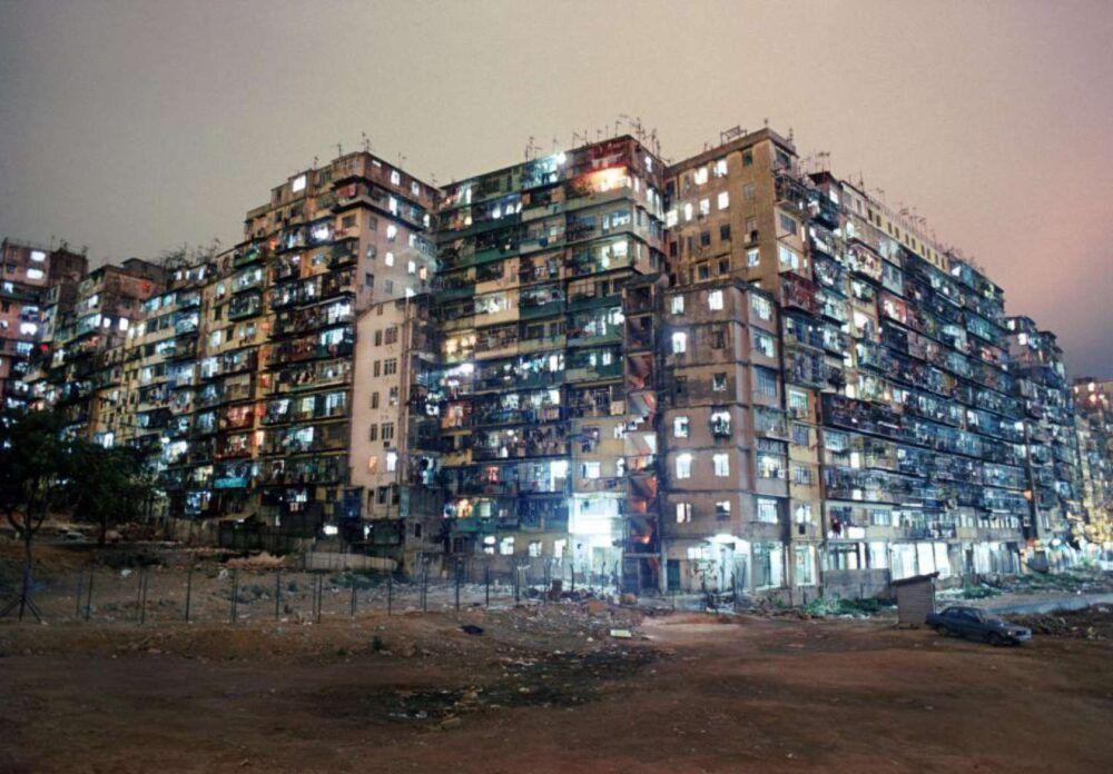 ciudad en Kowloon