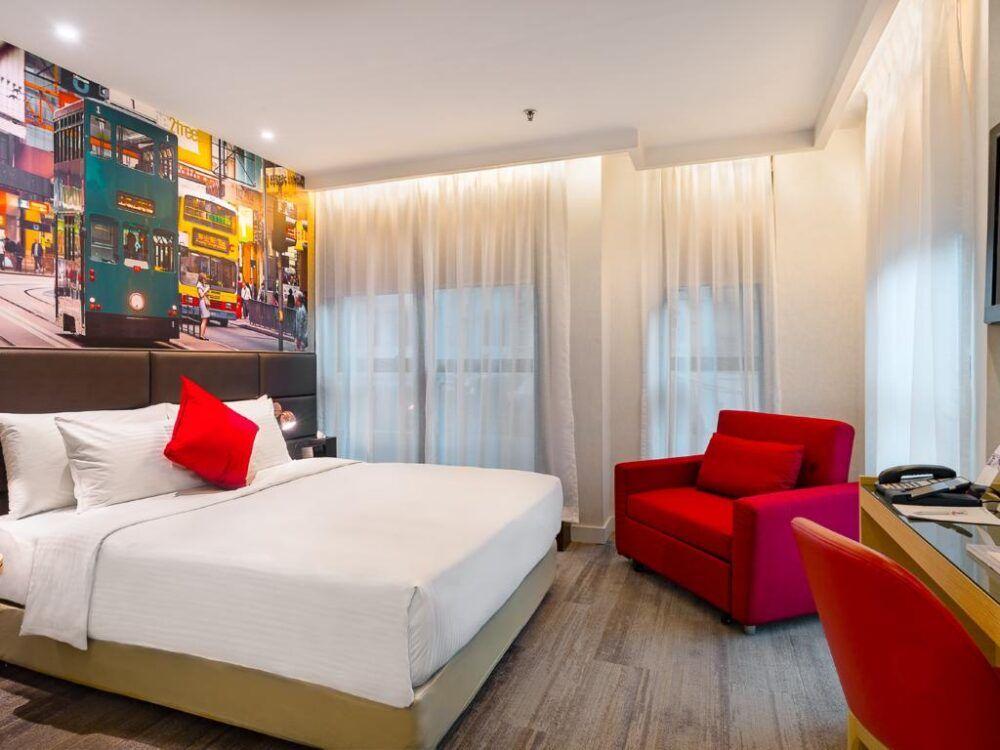 deux chambres à Sai Ying Pun