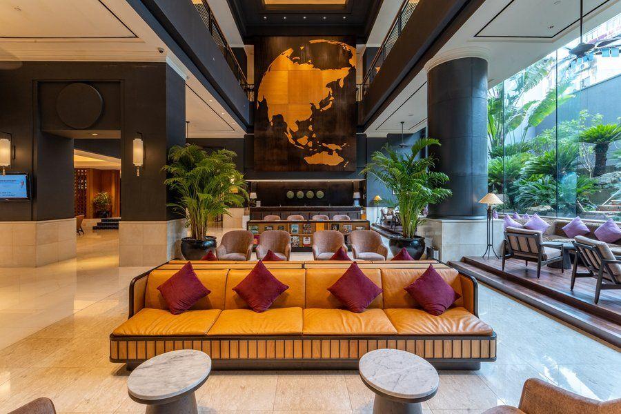 du Hilton de Hanoi