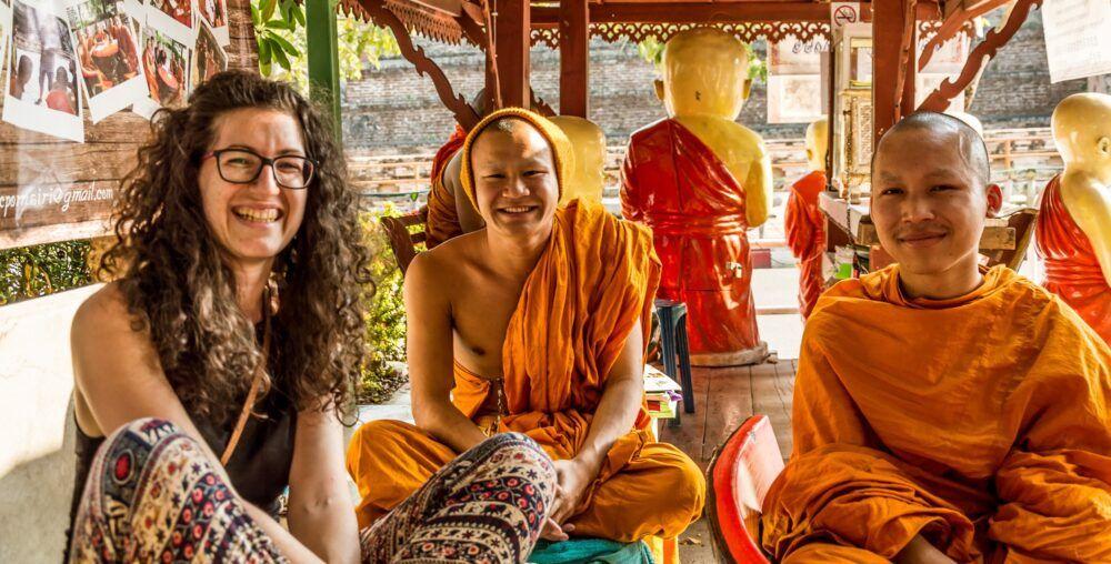 Comment se comporter lors de la visite des temples en Thaïlande 1