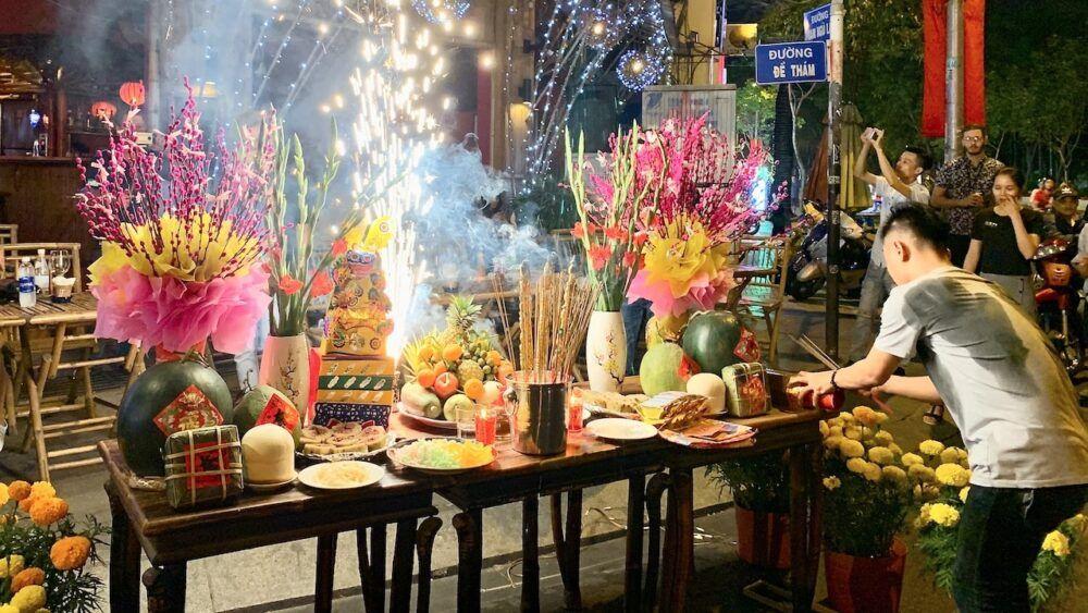 le nouvel an vietnamien