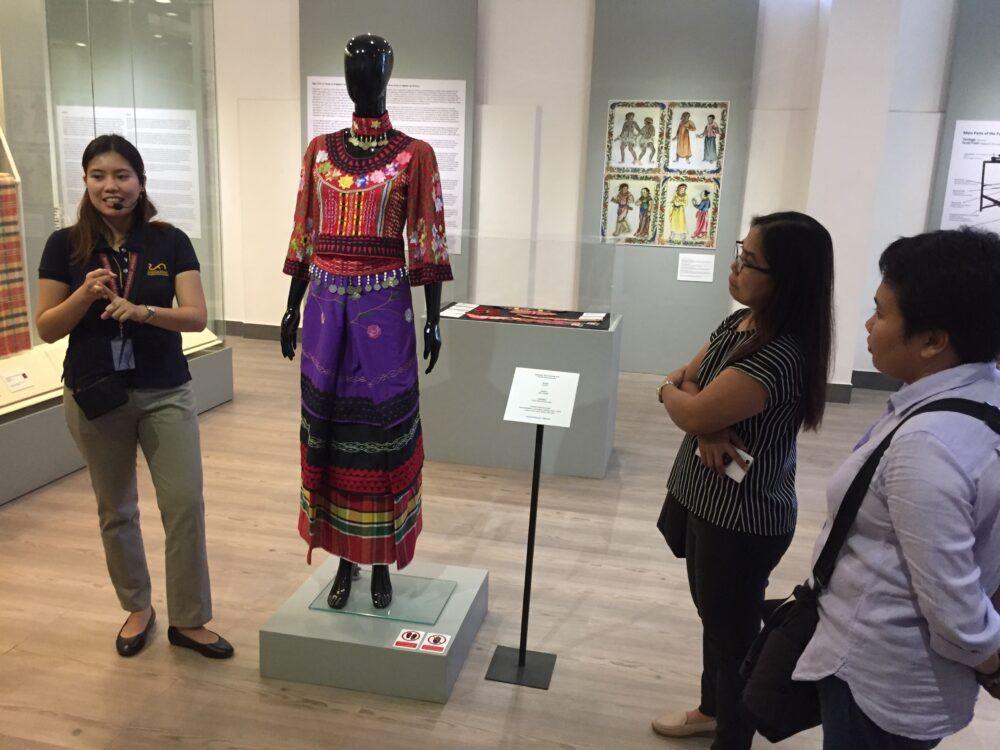 musée régional des Visayas occidentales à Iloilo