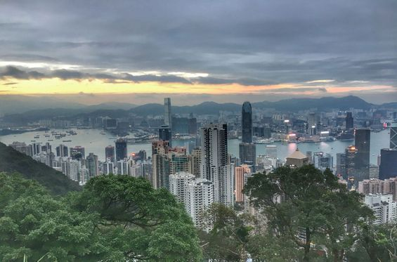 voyage à Hong Kong en novembre